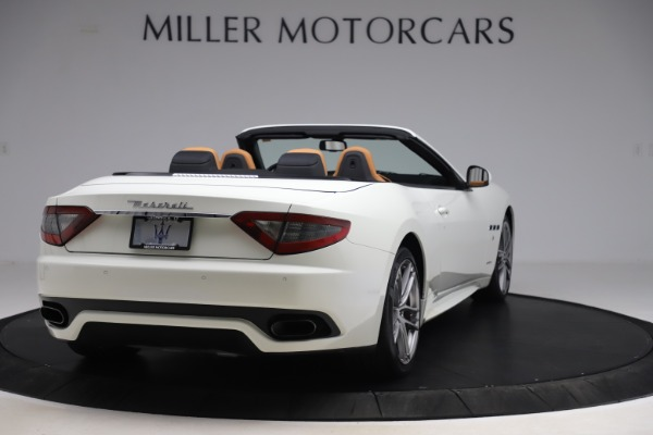 New 2017 Maserati GranTurismo Convertible Sport for sale Sold at Alfa Romeo of Westport in Westport CT 06880 7