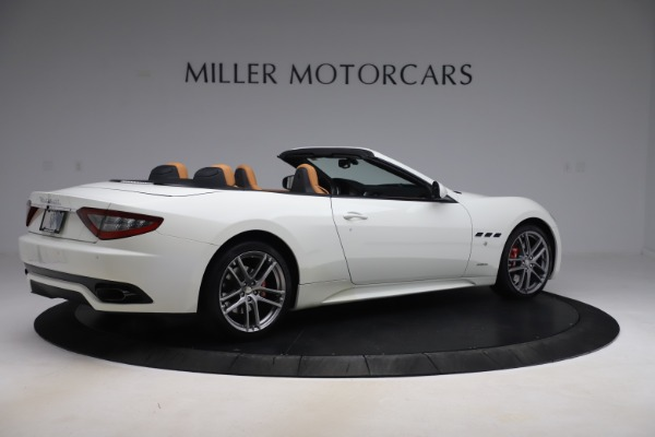 New 2017 Maserati GranTurismo Convertible Sport for sale Sold at Alfa Romeo of Westport in Westport CT 06880 8