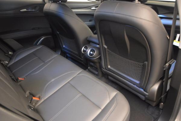 New 2018 Alfa Romeo Stelvio Q4 for sale Sold at Alfa Romeo of Westport in Westport CT 06880 22