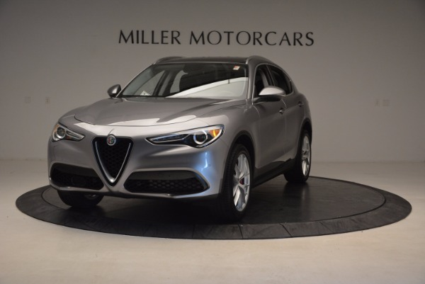 New 2018 Alfa Romeo Stelvio Q4 for sale Sold at Alfa Romeo of Westport in Westport CT 06880 1