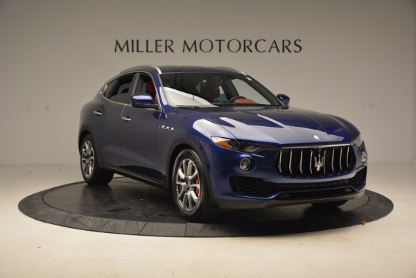 Used 2017 Maserati Levante S Q4 for sale Sold at Alfa Romeo of Westport in Westport CT 06880 11