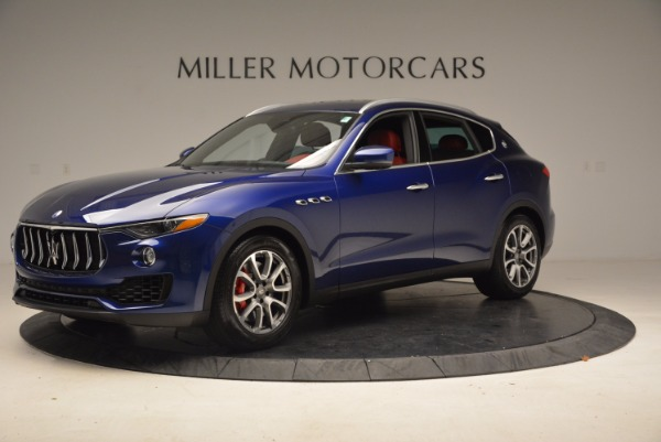 Used 2017 Maserati Levante S Q4 for sale Sold at Alfa Romeo of Westport in Westport CT 06880 2