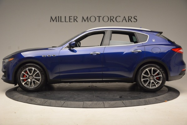 Used 2017 Maserati Levante S Q4 for sale Sold at Alfa Romeo of Westport in Westport CT 06880 3