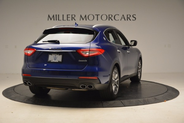 Used 2017 Maserati Levante S Q4 for sale Sold at Alfa Romeo of Westport in Westport CT 06880 7