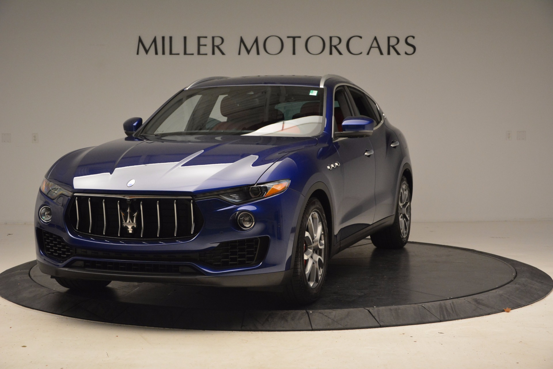 Used 2017 Maserati Levante S Q4 for sale Sold at Alfa Romeo of Westport in Westport CT 06880 1