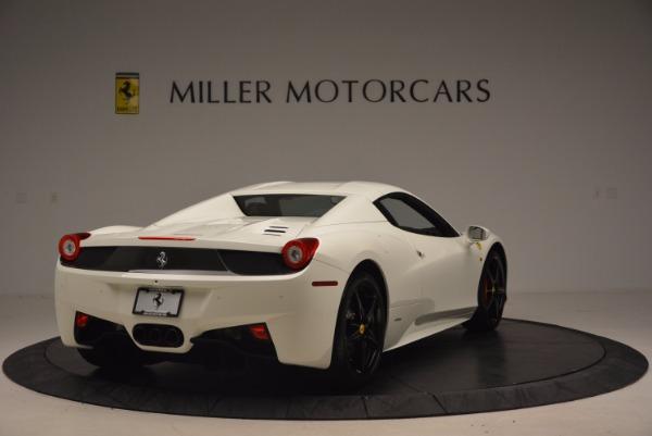 Used 2015 Ferrari 458 Spider for sale Sold at Alfa Romeo of Westport in Westport CT 06880 19