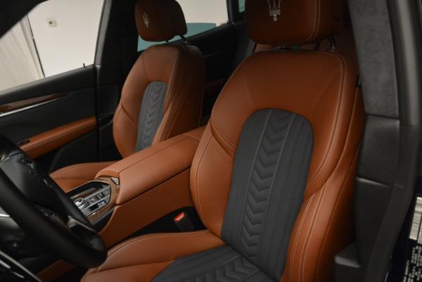 Used 2018 Maserati Levante Q4 GranLusso for sale $61,900 at Alfa Romeo of Westport in Westport CT 06880 13