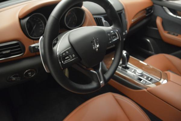 Used 2018 Maserati Levante Q4 GranLusso for sale $61,900 at Alfa Romeo of Westport in Westport CT 06880 15