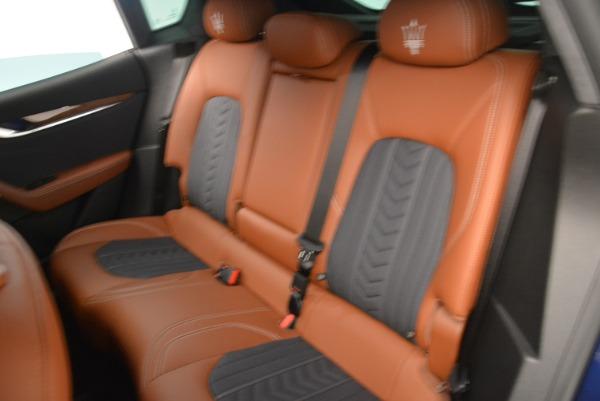 Used 2018 Maserati Levante Q4 GranLusso for sale $61,900 at Alfa Romeo of Westport in Westport CT 06880 16