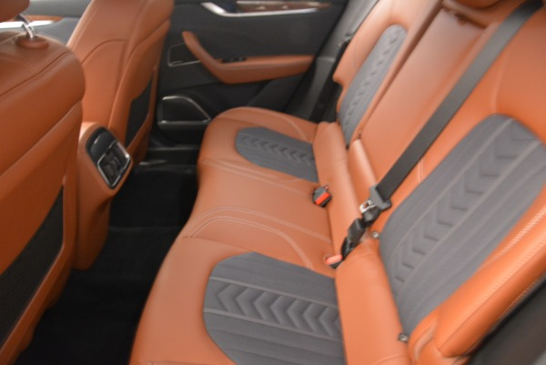 Used 2018 Maserati Levante Q4 GranLusso for sale $61,900 at Alfa Romeo of Westport in Westport CT 06880 18