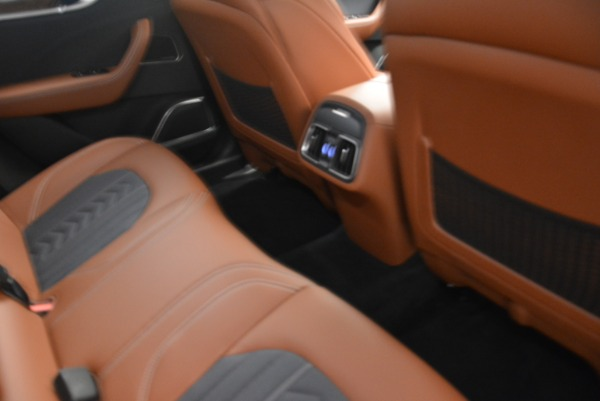 Used 2018 Maserati Levante Q4 GranLusso for sale $61,900 at Alfa Romeo of Westport in Westport CT 06880 20