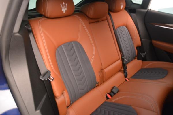 Used 2018 Maserati Levante Q4 GranLusso for sale $61,900 at Alfa Romeo of Westport in Westport CT 06880 21