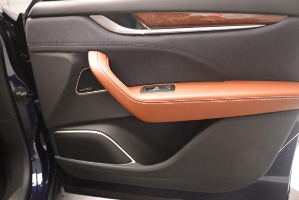New 2018 Maserati Levante Q4 GranLusso for sale Sold at Alfa Romeo of Westport in Westport CT 06880 22