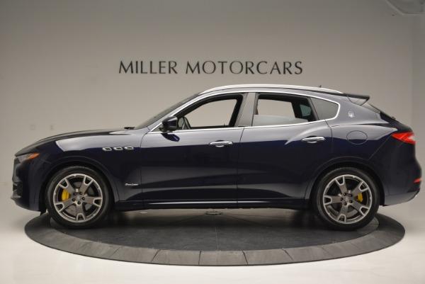 New 2018 Maserati Levante Q4 GranLusso for sale Sold at Alfa Romeo of Westport in Westport CT 06880 3