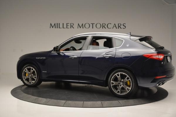 Used 2018 Maserati Levante Q4 GranLusso for sale $61,900 at Alfa Romeo of Westport in Westport CT 06880 4