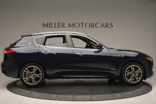 Used 2018 Maserati Levante Q4 GranLusso for sale $61,900 at Alfa Romeo of Westport in Westport CT 06880 9