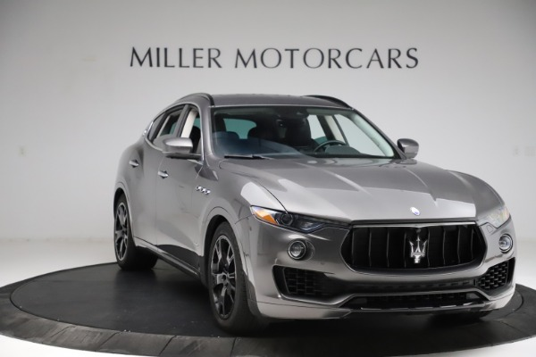 Used 2018 Maserati Levante SQ4 GranSport for sale $55,900 at Alfa Romeo of Westport in Westport CT 06880 11