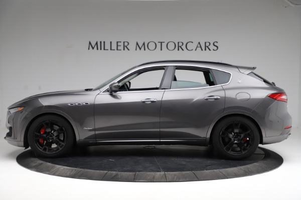Used 2018 Maserati Levante SQ4 GranSport for sale $55,900 at Alfa Romeo of Westport in Westport CT 06880 3