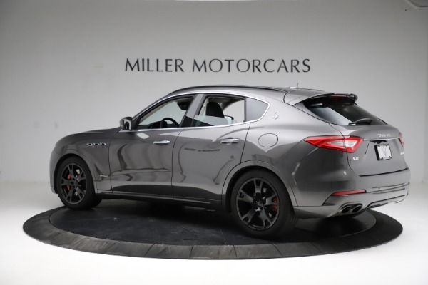 Used 2018 Maserati Levante SQ4 GranSport for sale $55,900 at Alfa Romeo of Westport in Westport CT 06880 4