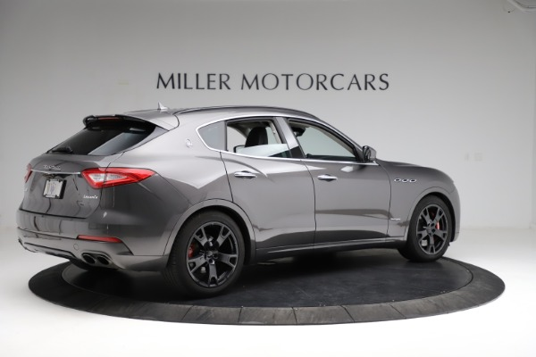 Used 2018 Maserati Levante SQ4 GranSport for sale $55,900 at Alfa Romeo of Westport in Westport CT 06880 8