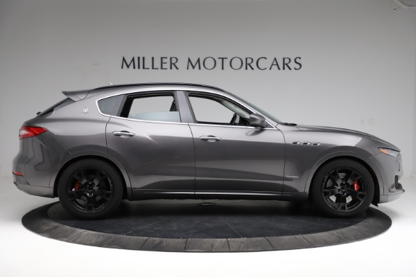Used 2018 Maserati Levante SQ4 GranSport for sale $55,900 at Alfa Romeo of Westport in Westport CT 06880 9