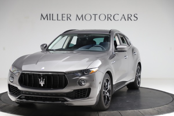 Used 2018 Maserati Levante SQ4 GranSport for sale $55,900 at Alfa Romeo of Westport in Westport CT 06880 1