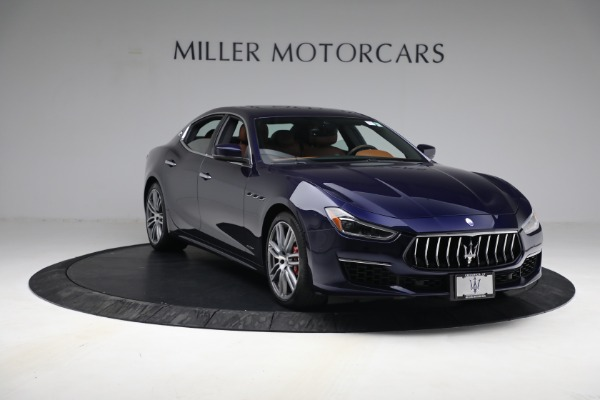 New 2018 Maserati Ghibli S Q4 GranLusso for sale Sold at Alfa Romeo of Westport in Westport CT 06880 10
