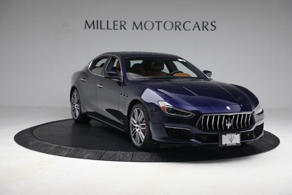 Used 2018 Maserati Ghibli S Q4 GranLusso for sale $56,900 at Alfa Romeo of Westport in Westport CT 06880 10