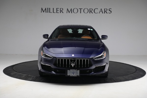 New 2018 Maserati Ghibli S Q4 GranLusso for sale Sold at Alfa Romeo of Westport in Westport CT 06880 11