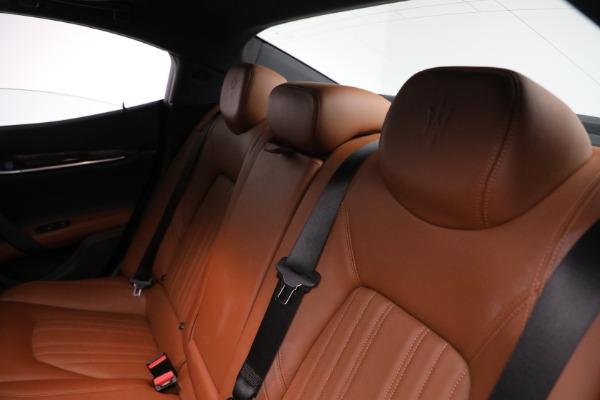 Used 2018 Maserati Ghibli S Q4 GranLusso for sale $56,900 at Alfa Romeo of Westport in Westport CT 06880 17