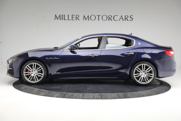 Used 2018 Maserati Ghibli S Q4 GranLusso for sale $56,900 at Alfa Romeo of Westport in Westport CT 06880 2