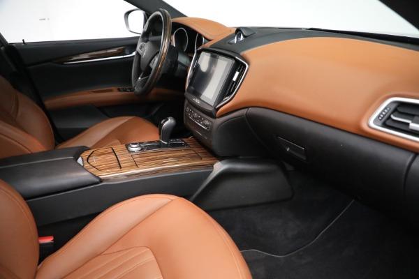 Used 2018 Maserati Ghibli S Q4 GranLusso for sale $56,900 at Alfa Romeo of Westport in Westport CT 06880 20