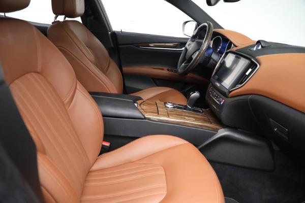 Used 2018 Maserati Ghibli S Q4 GranLusso for sale $56,900 at Alfa Romeo of Westport in Westport CT 06880 21