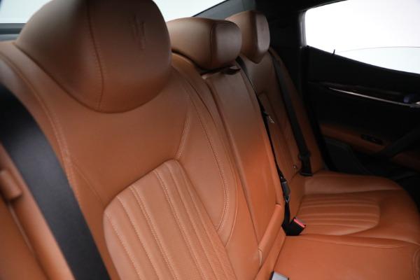 Used 2018 Maserati Ghibli S Q4 GranLusso for sale $56,900 at Alfa Romeo of Westport in Westport CT 06880 25