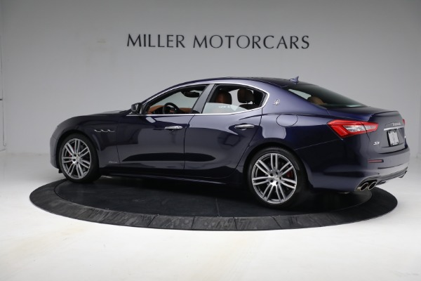 New 2018 Maserati Ghibli S Q4 GranLusso for sale Sold at Alfa Romeo of Westport in Westport CT 06880 3