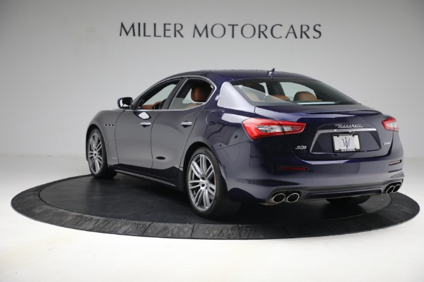 New 2018 Maserati Ghibli S Q4 GranLusso for sale Sold at Alfa Romeo of Westport in Westport CT 06880 4