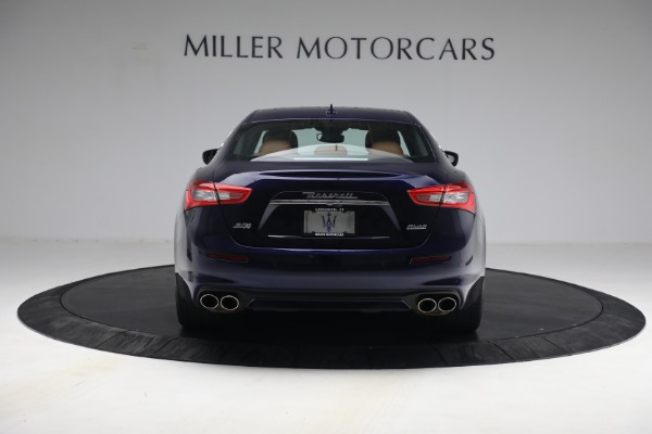 New 2018 Maserati Ghibli S Q4 GranLusso for sale Sold at Alfa Romeo of Westport in Westport CT 06880 5