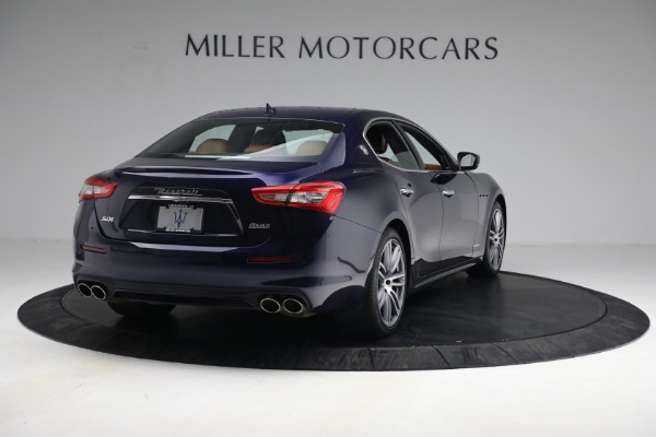 New 2018 Maserati Ghibli S Q4 GranLusso for sale Sold at Alfa Romeo of Westport in Westport CT 06880 6