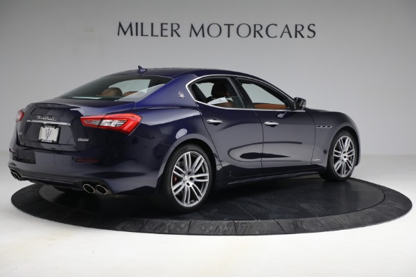 New 2018 Maserati Ghibli S Q4 GranLusso for sale Sold at Alfa Romeo of Westport in Westport CT 06880 7
