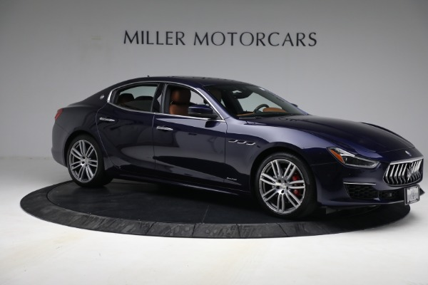 New 2018 Maserati Ghibli S Q4 GranLusso for sale Sold at Alfa Romeo of Westport in Westport CT 06880 9