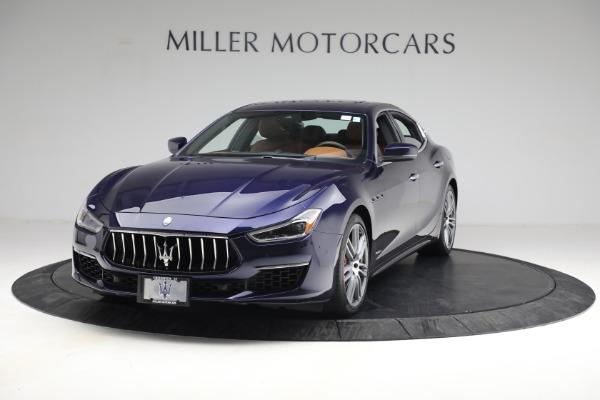 Used 2018 Maserati Ghibli S Q4 GranLusso for sale $56,900 at Alfa Romeo of Westport in Westport CT 06880 1