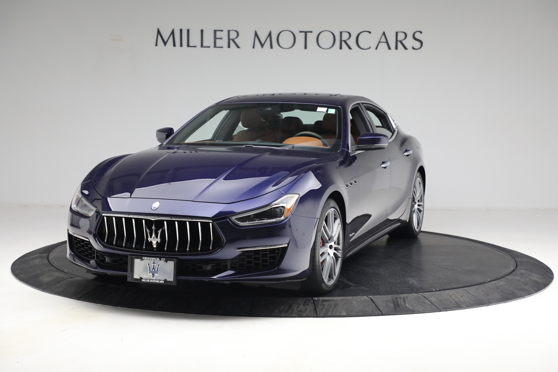 New 2018 Maserati Ghibli S Q4 GranLusso for sale Sold at Alfa Romeo of Westport in Westport CT 06880 1