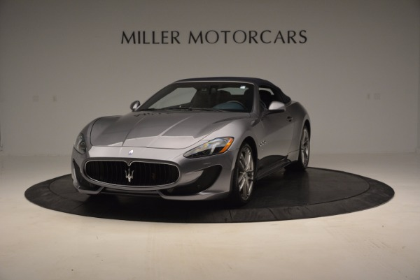 New 2016 Maserati GranTurismo Convertible Sport for sale Sold at Alfa Romeo of Westport in Westport CT 06880 10