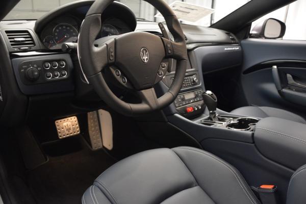 New 2016 Maserati GranTurismo Convertible Sport for sale Sold at Alfa Romeo of Westport in Westport CT 06880 19