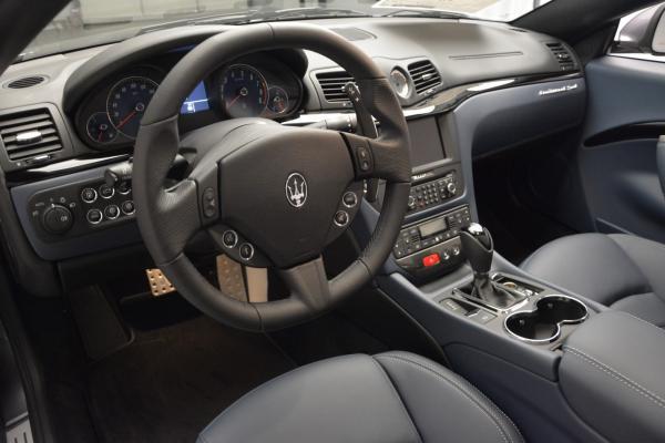 New 2016 Maserati GranTurismo Convertible Sport for sale Sold at Alfa Romeo of Westport in Westport CT 06880 20