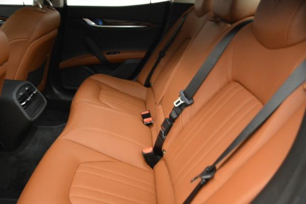 Used 2018 Maserati Ghibli S Q4 for sale $49,900 at Alfa Romeo of Westport in Westport CT 06880 17