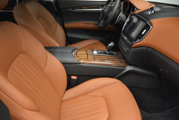 Used 2018 Maserati Ghibli S Q4 for sale $49,900 at Alfa Romeo of Westport in Westport CT 06880 20