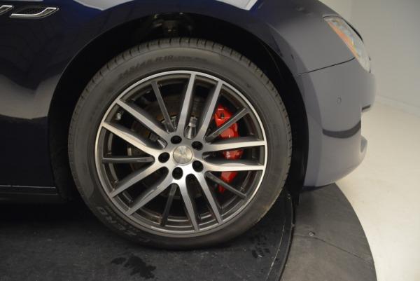 Used 2018 Maserati Ghibli S Q4 for sale $49,900 at Alfa Romeo of Westport in Westport CT 06880 27