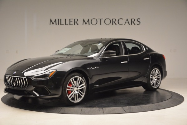 New 2018 Maserati Ghibli S Q4 GranSport for sale Sold at Alfa Romeo of Westport in Westport CT 06880 2
