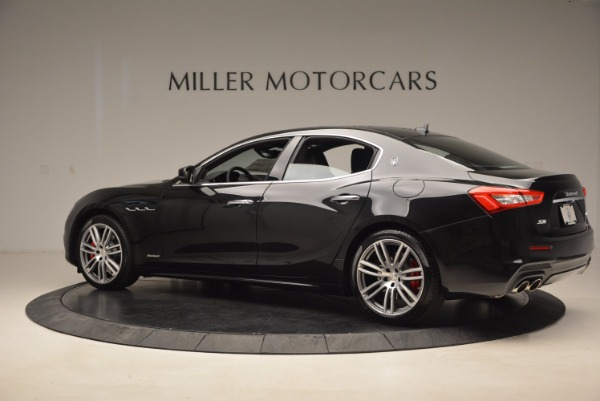 New 2018 Maserati Ghibli S Q4 GranSport for sale Sold at Alfa Romeo of Westport in Westport CT 06880 4
